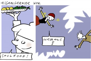 Eigengereide kok